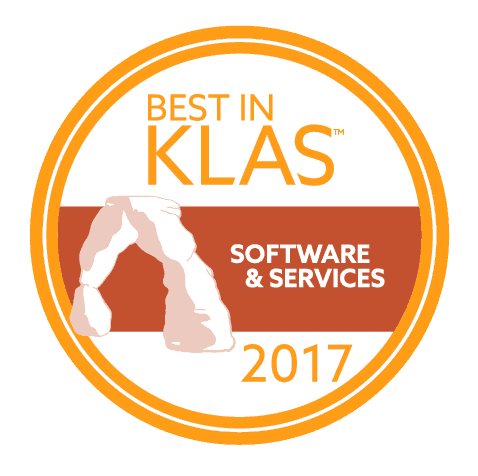 2017 Best in KLAS Overall IT Services Firm