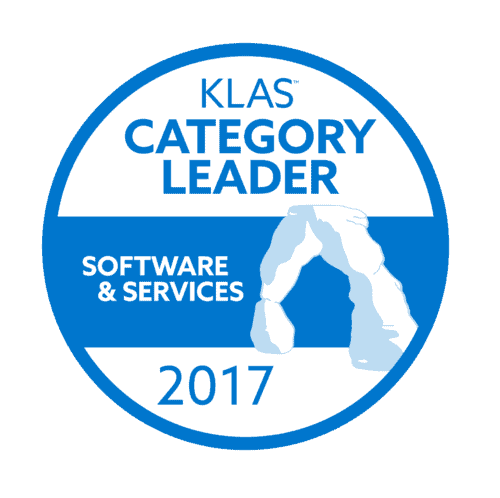 2017 KLAS Category Leader for Go-Live Support