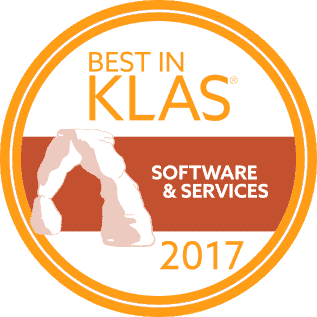 Best in KLAS Software and Services 2017