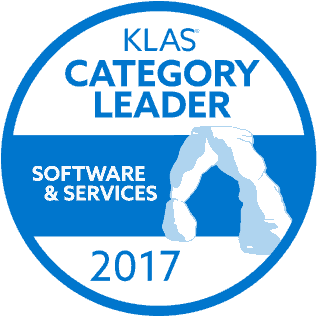 KLAS Category Leader Software and Services 2017