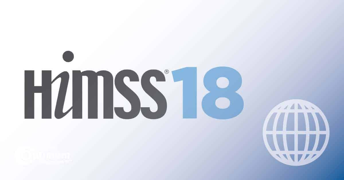 Preparing for HIMSS18