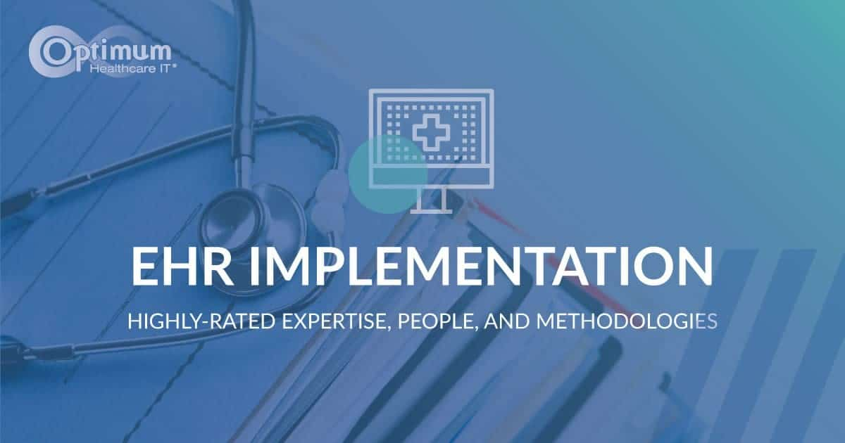 EHR Implementation