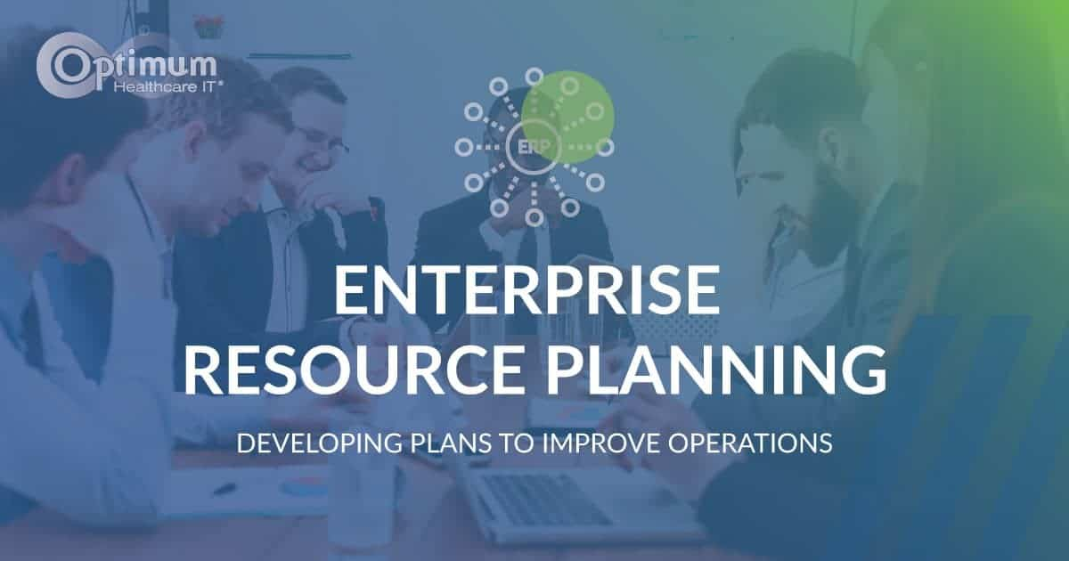 Enterprise Resource Planning (ERP) Services