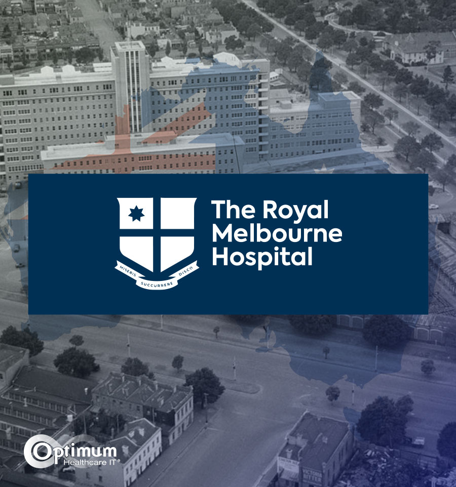 Case Study: The Royal Melbourne Hospital & Optimum Healthcare IT International Virtual Epic Go-Live